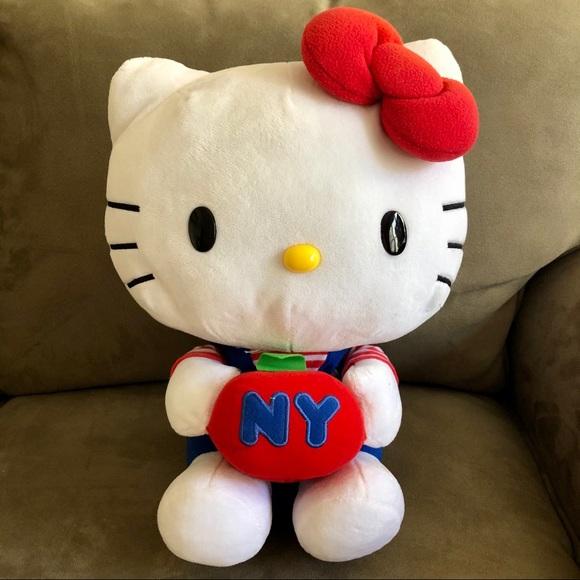 Sanrio Other - Hello Kitty NYC Plush